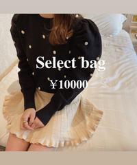 ¥10000 select bag