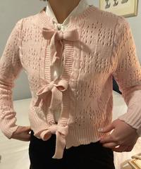 lovely ribbon cardigan