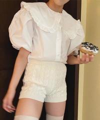 big collar dolly blouse