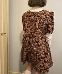 leopard one-piece