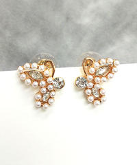 butterflyピアス