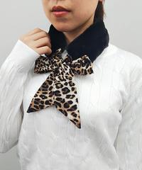 スカーフコンビファーティペット:4色展開