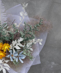 Summer Color Dry Bouquet:mid-small