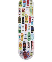 Skate Mental Koston Board Collage Deck