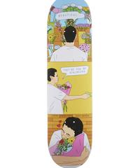 Skate Mental Jarne Flowers Deck