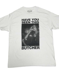 lola's hardware    Butcher Tee     White