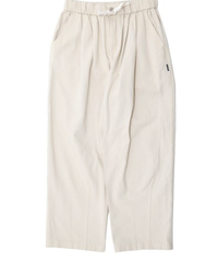 EAZY MISS LOOSE PANT WHITE