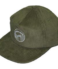 LOOP HOLE WHEELS Corduroy Hat