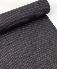 ほんの少しの色気がポイント!長い期間着られる綿麻着物 ※手縫いマイサイズ仕立て