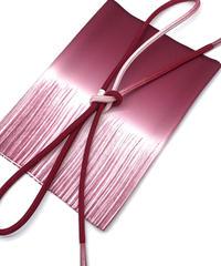 特典付き!やっぱり着姿に赤が欲しくなるコーディネートセット 帯揚げ 洋紅色 帯締め 真紅×一斤色