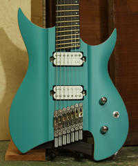 【In Stock】S-HL7 Emerald Blue / Alder-Ebony / #201417