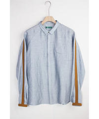 st-49S   stripe raglan shirts