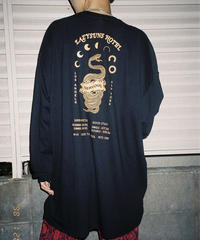 [NERVOUS FICTIONS SERIES]   LAZY SUNS HOTEL   L/S T-Shirt