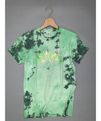 HAVE A NICE DAY! S/S T-Shirt.  GANJA  GREEN (S)