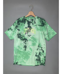 HAVE A NICE DAY! S/S T-Shirt.  GANJA  GREEN (L)