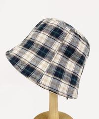Plaid Tulip Hat
