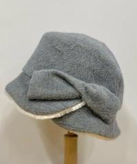 Wool Mix Ribbon Hat