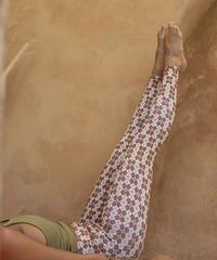 Batik Leggings Indag Teracotta