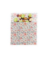 Spring Fling - Medium Snack Bag (Organic Cotton)