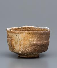 No.22:YOHEN Natural Ash Glaze Tea Bowl「窯変灰被茶盌」