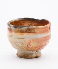 No.83:Gold SHINO Tea Bowl「金志埜茶盌」