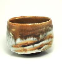 No.147:Gold SHINO Tea Bowl「金志埜茶盌」