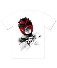 グレート・ムタ「新赤ver.」Tシャツ