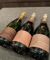 美味しいシャンパーニュ 3本セット