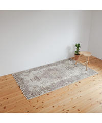vintage rug | rug cream 198 × 128cm