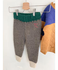The Campamento   Knitted Trousers (2-10y)