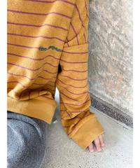 The Campamento   Striped Sweatshirt (1-10y)