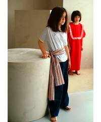 TAMBERE / dera tee shirt / Tシャツ / カットソー / ストロベリー / ブラウン /  グレー /キッズ / 男の子 / 女の子