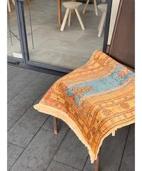 vintage rug | rug antique turquoise 97×59cm