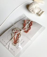 nai | crochet hair pin set