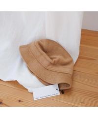 fini. | terry bucket hat - tan