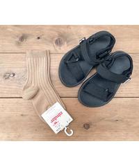 Cóndor   basic rib short socks (3-6歳 size)