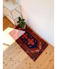 Lily vintage | rug red 131.5 × 73.5cm