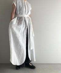 suzuki takayuki / sleeveless shirt dress