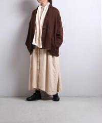 ikkuna suzuki takayuki / shawl-collar jacket