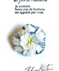 brooch [flower]