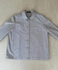 『typewriterグレンチェックシャツ‐ブラウス no.211③』