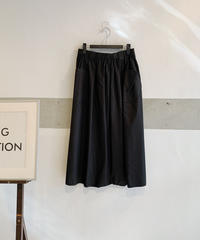 Cotton Broad【wide_pants  no.602】