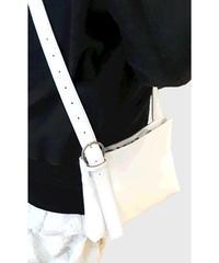 Nanamegake-Bag(mini/white)