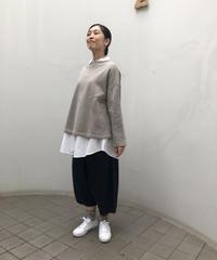 裏毛デザインプルオーバー(no.126)