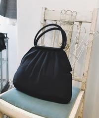 Grosgrain bag(グログランバッグ) 【hand made/イタリア製オートクチュール素材】