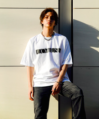 REVIVAL  BOX-LOGO TEE【WHT】