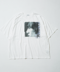 COMMUSE MAN H/S TEE【WHT】