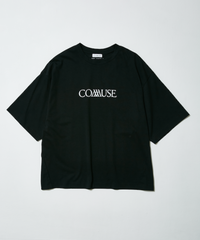 CLASSIC LOGO H/S TEE【BLK】