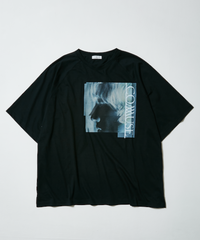 COMMUSE MAN H/S TEE【BLK】