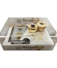 天理のホワイトショコラカップケーキ